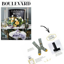 Boulevard Magazine Feature - The Style Stick
